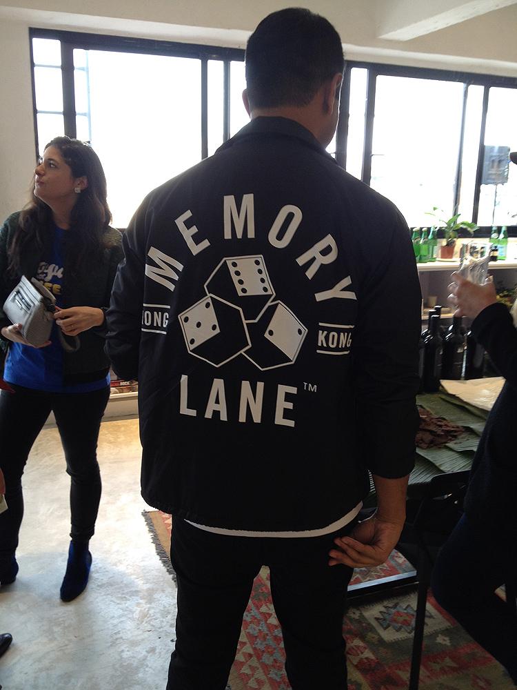 memory lane clothing hong kong hk brand label