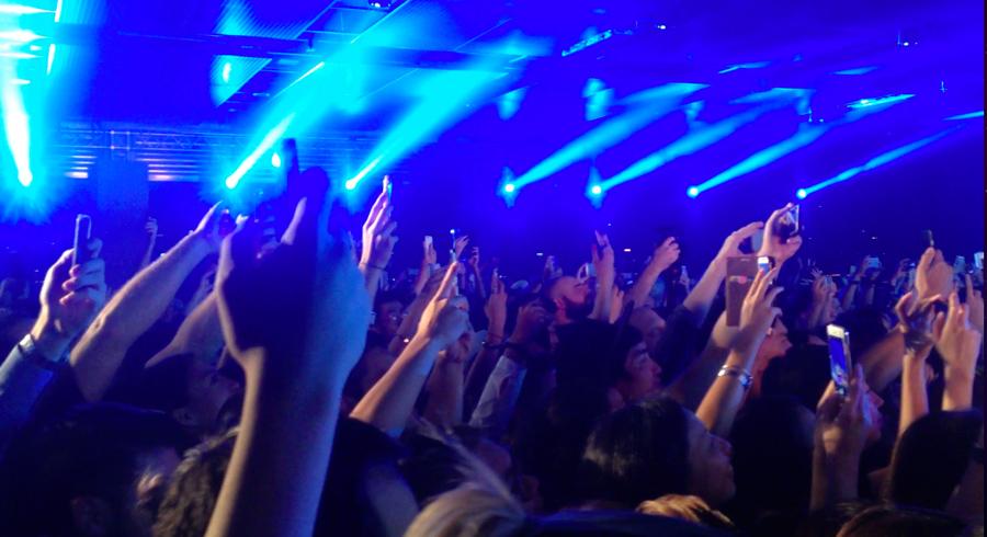 bieber concert hk hong kong calvin klein party ck