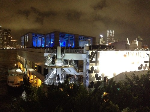 ports 1961 hong kong launch party hk pier 4 big sean les twins