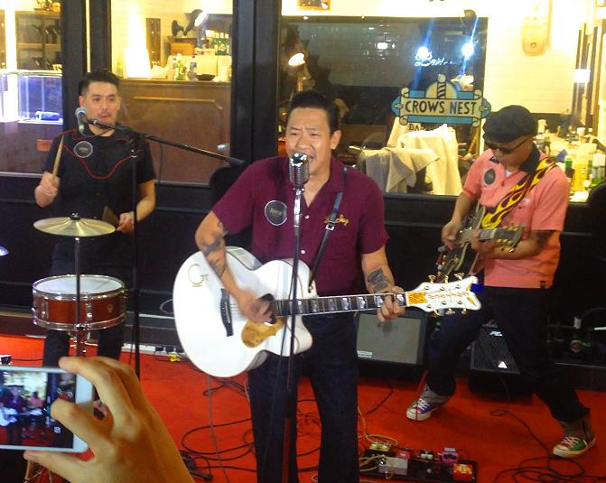 boogie playboys hong kong rockabilly band hk
