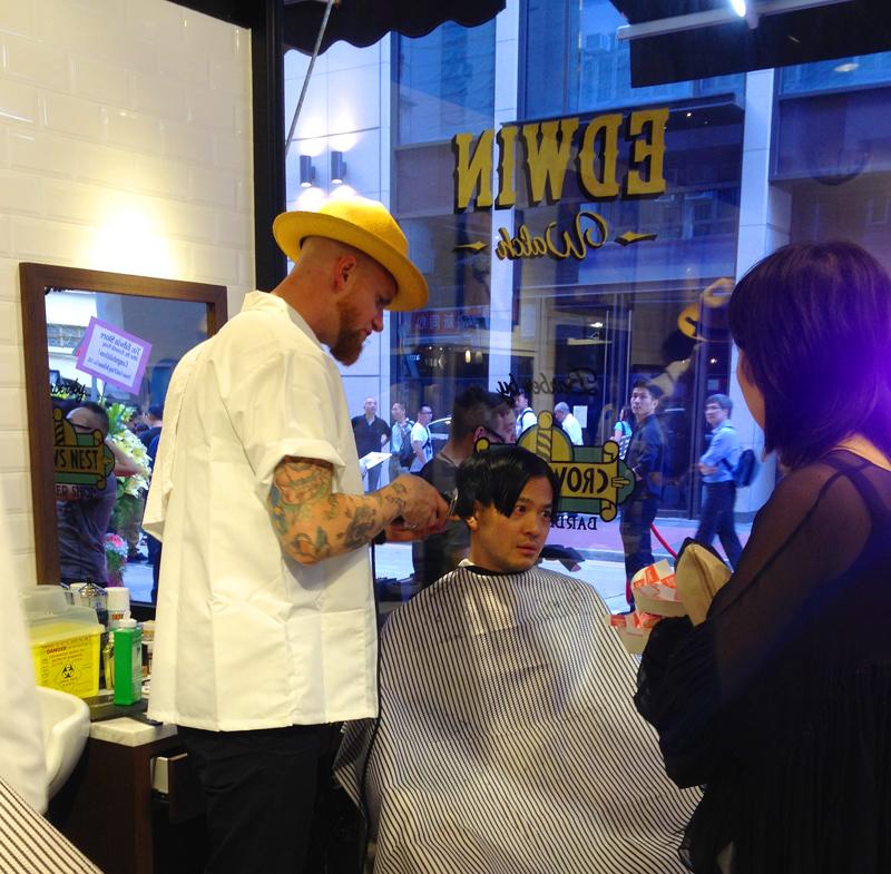 crows nest hong kong barber hk edwin watch