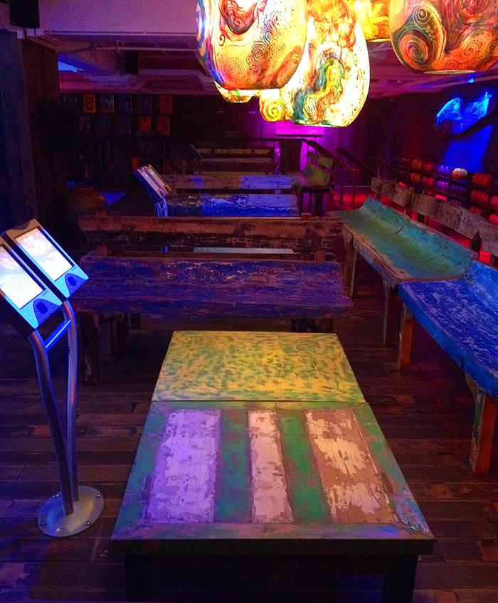 disco bowling hong kong hk tiki