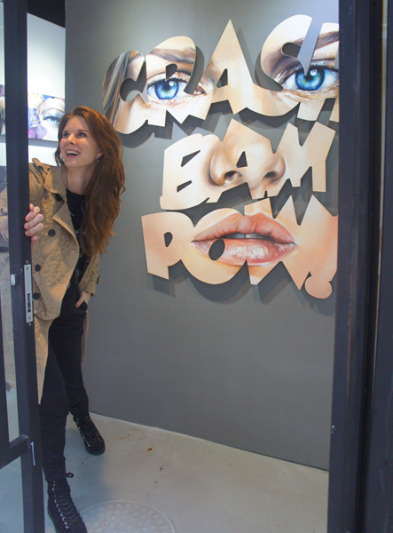 sandra chevrier art above second gallery hk