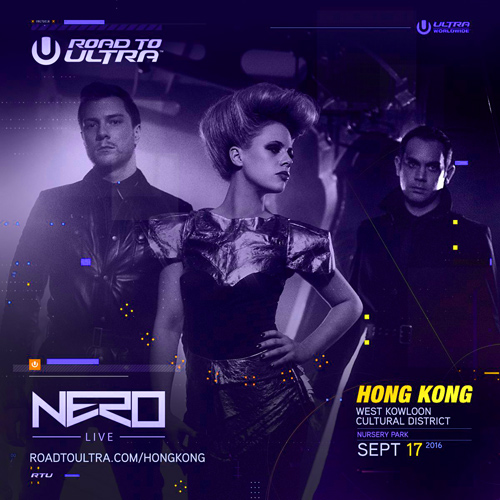 nero edm ultra music festival hong kong hk